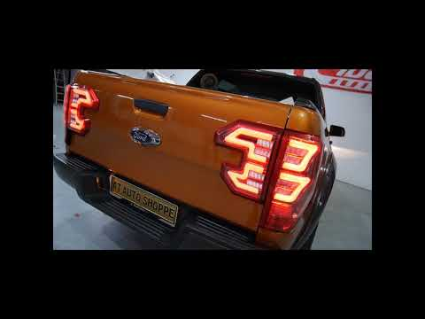FORD RANGER T6 PX LED TAILAMP RUNNING SIGNAL TAILIGHT Raptor alike