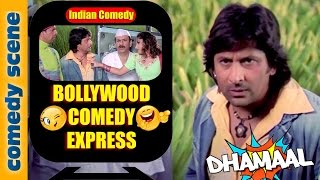 Arshad Warsi Comedy | Bollywood Comedy Express | Dhamaal Comedy Scenes | Indian Comedy