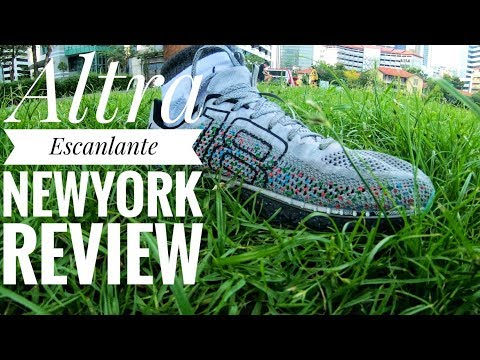 [vlog-#17]-altra-escanlante-new​-york-running-shoes-review-(eng-version)