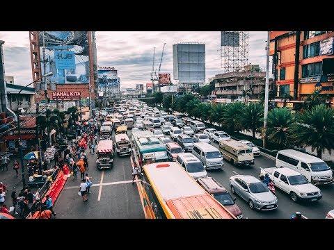 The Philippines--Travel Vlog--Bambang to Manila (Pasay)