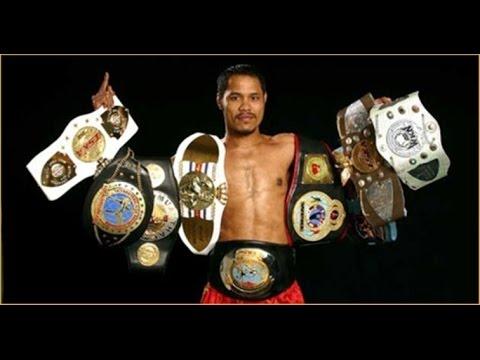 """World Muay Thai Champion """"King of the Ring"""" Jomhod Kiatadisak MMA"""