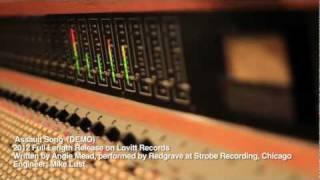 Redgrave (Chicago, IL) Studio Session at Strobe Recording, November 2011