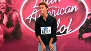 Latin American Idol 4ta temporada - (casting Costa Rica) Jueves 17 de Sept 2009  - parte 1