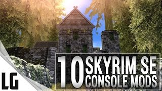 Skyrim Special Edition - Top 10 PlayStation 4 & Xbox 1 Mods