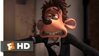 Flushed Away 2006   Painful Escape Scene 510  Movieclips