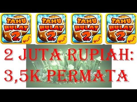 WOW, 2 Jt Rupiah Untuk Mendapatkan Permata -- Tahu Bulat 2 (HD)