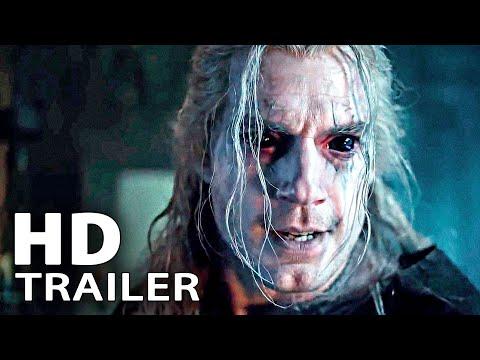 THE WITCHER Staffel 2 Trailer 2 + Clips Deutsch German (2021)
