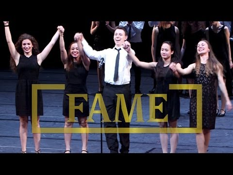 THEATER BASEL   FAME The Musical I