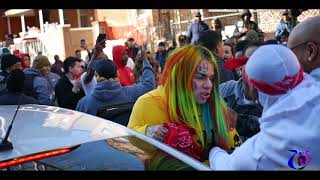 6IX9INE - BILLY (OFFICIAL MUSIC VIDEO BEHIND THE SCENES)