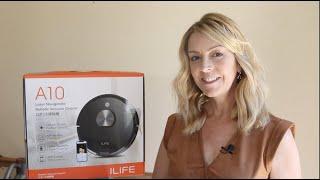 iLife A10 robot vacuum review
