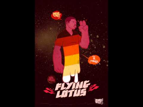Flying Lotus - Dribs/Auntie´s Harp