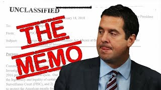 The Nunes Memo: 7 Things You Should Know