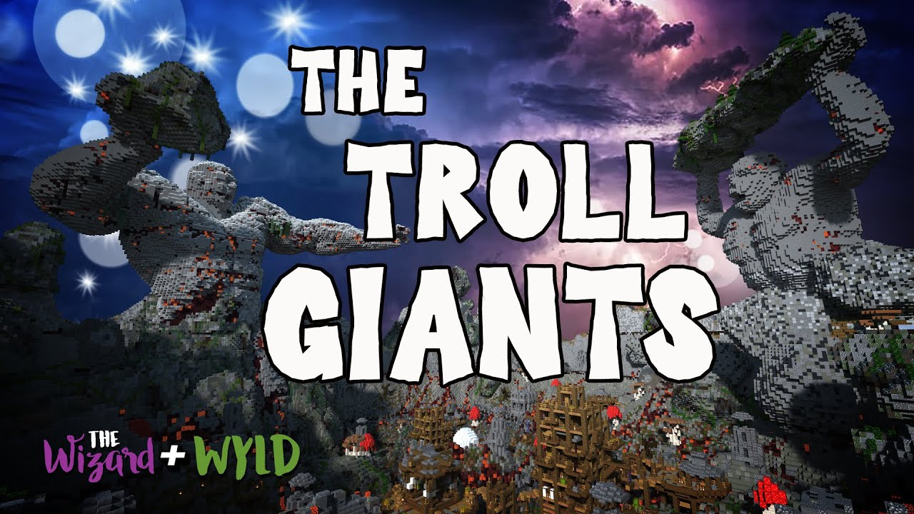 The Troll Giants - Lets Play - Wizard keen and Django_Moses