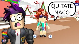 return the most famous girl in ROBLOX: v