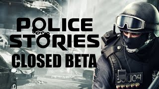 Police Stories Beta Gameplay Let's Play (TACTICAL COP ACTION) - Let...