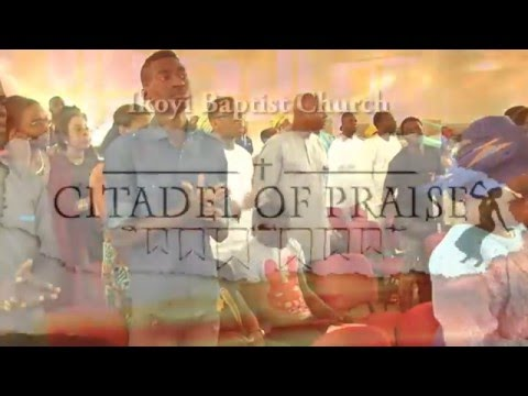 Thanks, Thanks, I give you thanks - Citadel Of Praise (HD)