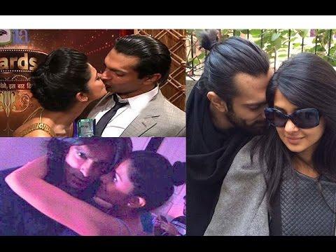 Karan Singh Grover & Jennifer Winget Unseen Cosy & Romantic Photos everywrh