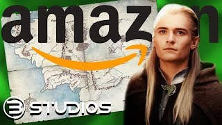 NEW Map Revealed, What Does it Mean?? | Amazon Lord of the Rings #LOTR #Amazon | B Studios