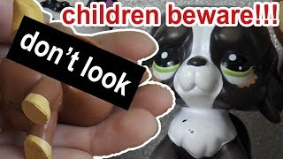 The TRUTH About LPS Walkables *HASBRO EXPOSED* (i'm onto you guys) 🚔