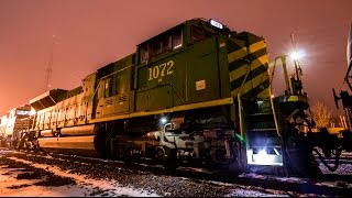 EMD 710-G3 Engines in Notch 8 w/ NS 1072