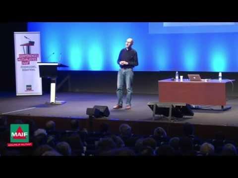 La sérénité, ça s'apprend / conférence de Christophe André / MAIF