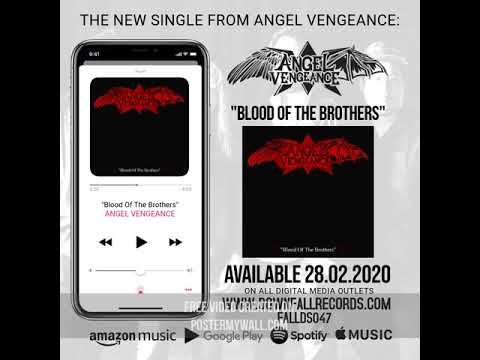 "ANGEL VENGEANCE (THA) - ""blood of the brothers""   preview song"