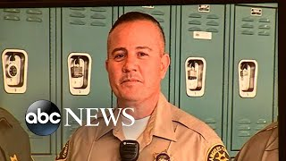 Off-duty deputy shot in head while waiting for food order