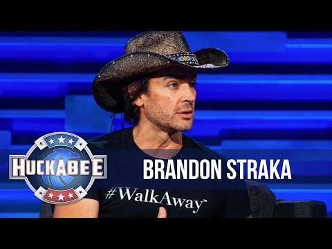 Brandon Straka: 'I Don't Want To Be A Liberal Anymore!' #WalkAway | Huckabee