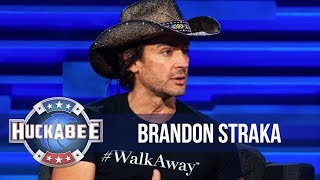 "Brandon Straka &quotI Don't Want To Be A Liberal Anymore!"" #WalkAway Huckabee"