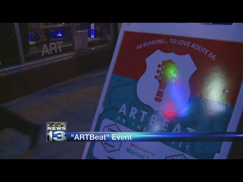 City teams up with local artists, Nob Hill business amid ART construction