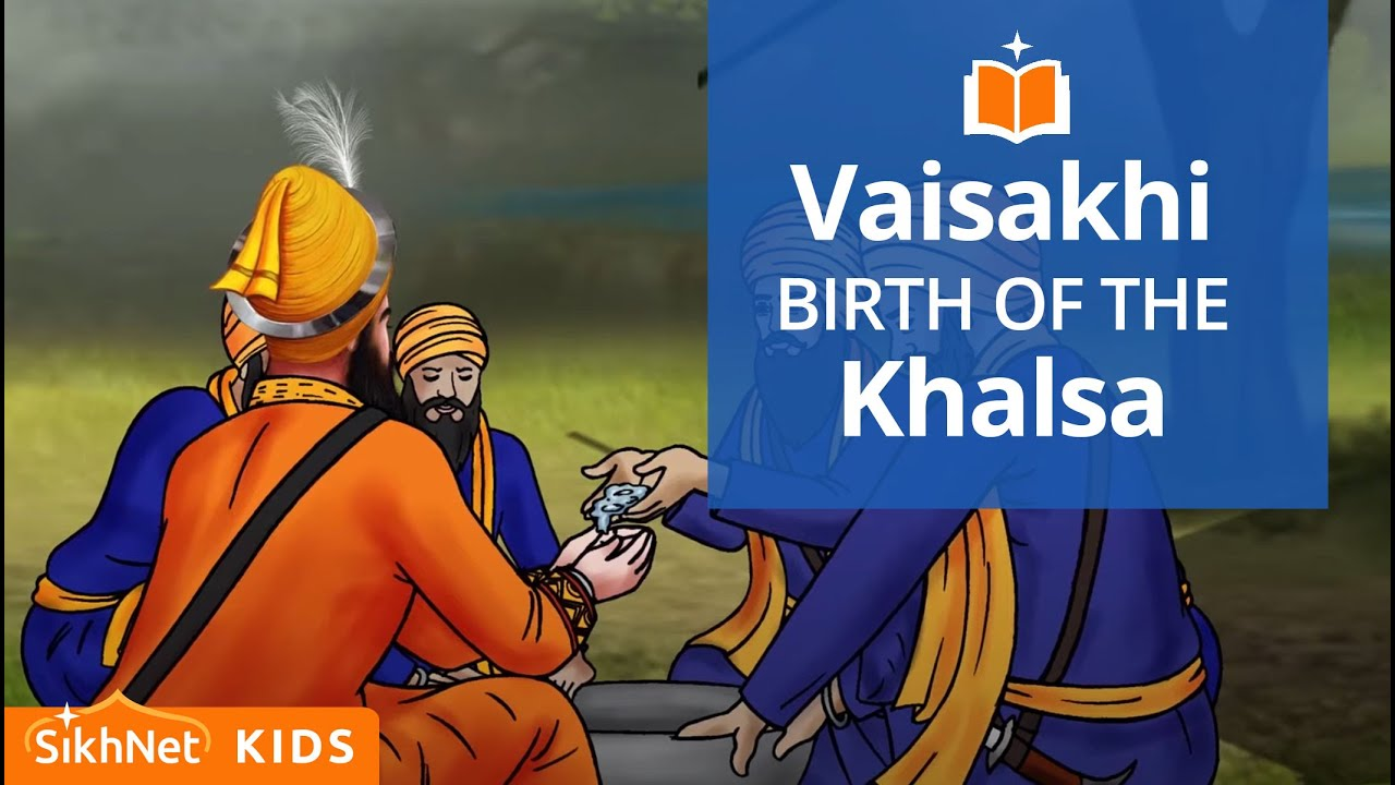 Birth of Khalsa | Vaisakhi Story | Sikh History Animation | Sikh Stories-  SikhNet.com - YouTube