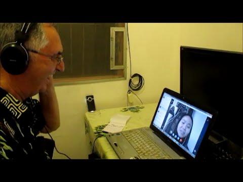 Finding a language tutor/partner using Skype