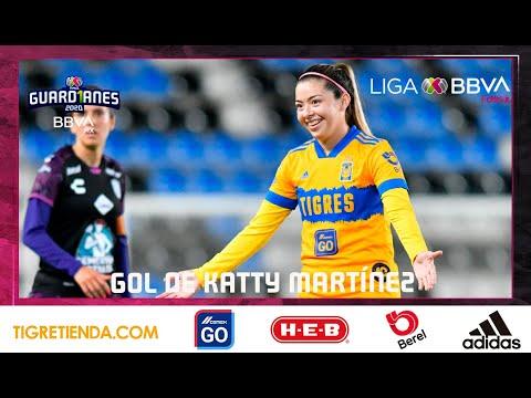 [Liga MX Femenil] Pachuca 0 - [2] Tigres - Katty Martinez 68'