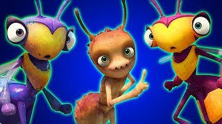 NEW   Insectibles Full Episodes   GOOD Vs BAD   Funny Insect Cartoons For Kids by Oddbods & Friends