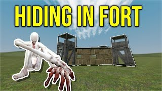 King SCP-096 vs Ghost Town - Garry's Mod Edition ft  mt2oo8