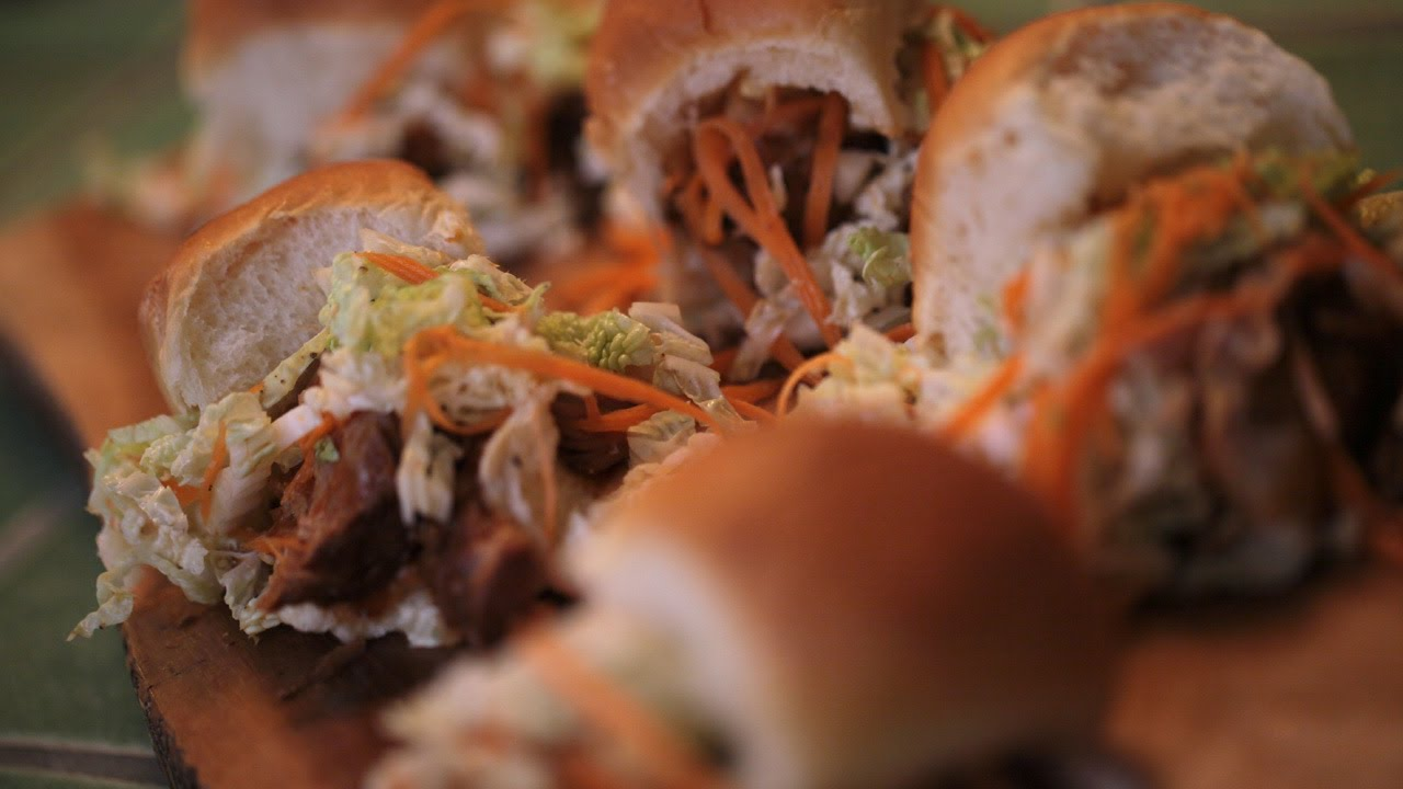 Pulled Pork Sliders Recipe | Kin Community