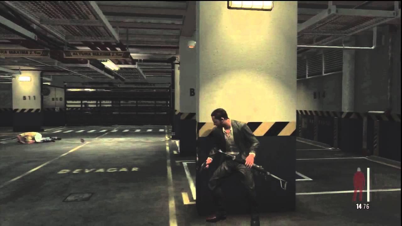 Max Payne 3 gameplay PS3 español - YouTube