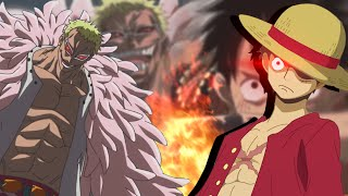 One Piece AMV - Luffy Vs Doflamingo  - From The Inside