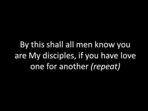 A new commandment (with lyrics)
