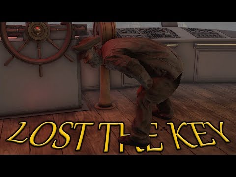 Key and locks problems | Syberia 3 episode 14 |
