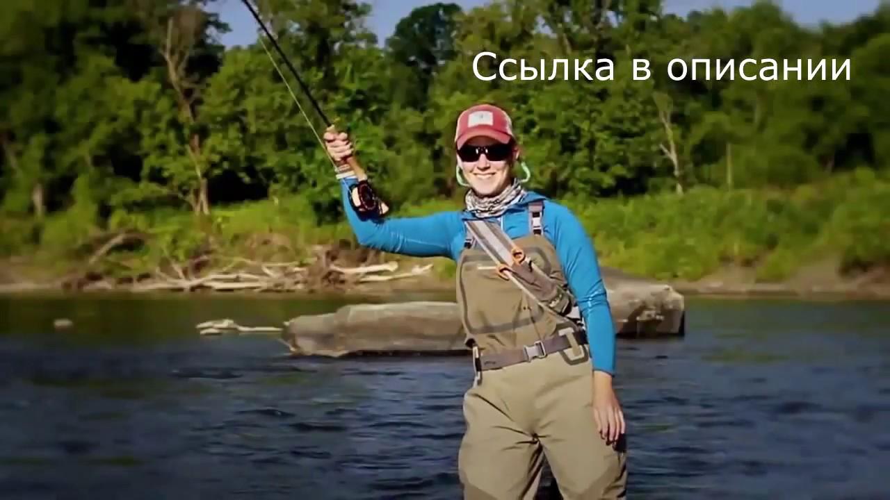 ВЕЙДЕРС для РЫБАЛКИ! Финские вейдерсы (забродный комбинезон .