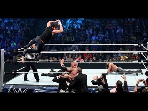 WWE Smackdown 8/7/2015 Полное Показать сумасшедшей игре
