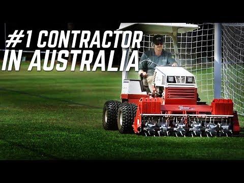 Top Landscape Contractor in Australia Talks New Equipment