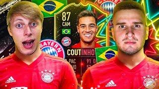 FIFA 20: COUTINHO IF SQUAD BUILDER BATTLE🔥🔥