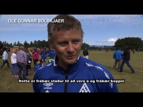 Rey Cup Football and Fun Festival 2016, Reykjavik, Iceland