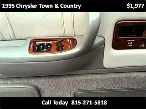 1995 Chrysler Town & Country Used Cars McHenry IL