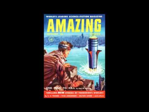 A Gun for Dinosaur (Jurassic Time-Travel, SF Radio Drama) by L. Sprague de Camp - X Minus One