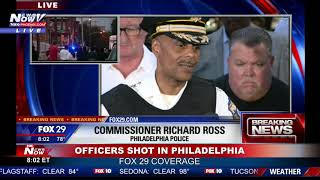 FIRST BRIEFING: Philadelphia Police Commissioner Details Situation