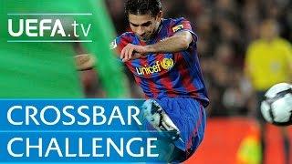 Rafael Márquez: Classic Crossbar Challenge