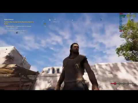 Assassins Creed Odyssey - Blurry Graphics FIX PC - YouTube